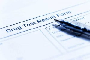 Drug screening Results